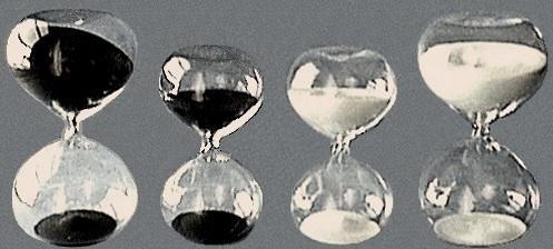 Just Glass Hourglasses