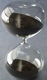 Black Sand Timers