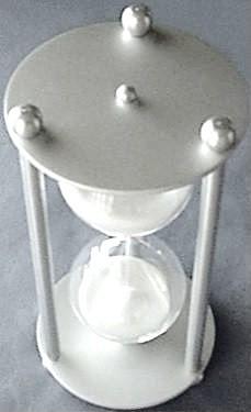 Aluminium Sand Timer