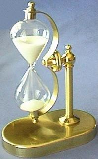 Swing Hourglass, Front View