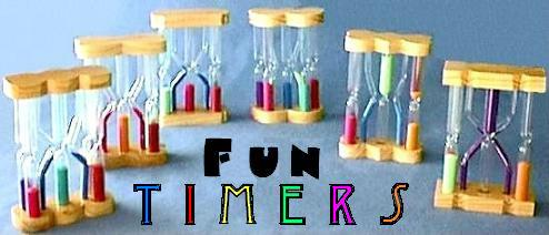 Colorful Fun Timers