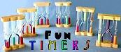 Multicolor Fun Sand Timer